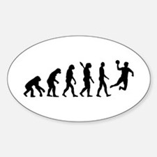 Evolution Handball Decal