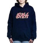 Not Your Bitch Hooded Sweatshirt