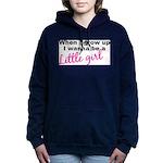 littlegirl.png Hooded Sweatshirt