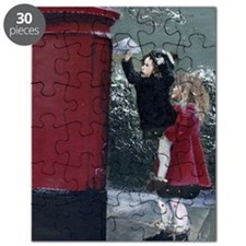 Christmas Special Delivery Puzzle