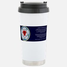 Cute Luther seal Travel Mug