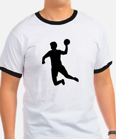 Handball player T