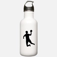 Handball player Water Bottle