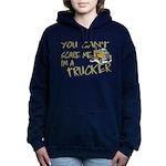 No Fear Trucker Hooded Sweatshirt