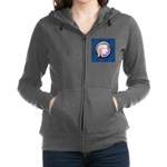 Personalizable Star Trek Science Frame Zip Hoodie