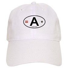 Austria Euro Oval Baseball Cap
