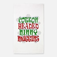 cotton headed ninny blanket trans.png 3'x5' Area R