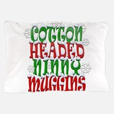 cotton headed ninny blanket trans.png Pillow Case