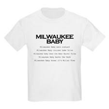 Milwaukee Baby T-Shirt