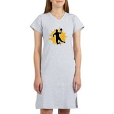 Dodgeball player Women's Nightshirt