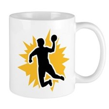 Dodgeball player Mug