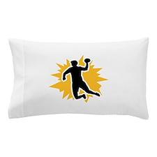 Dodgeball player Pillow Case