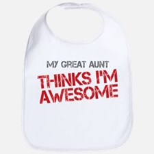 Great Aunt Awesome Bib