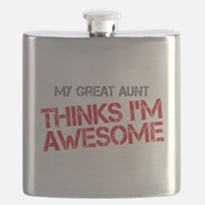 Great Aunt Awesome Flask