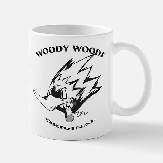 Woody Woods Original Mugs