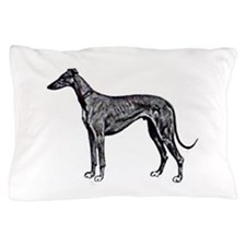 Greyhound Pillow Case