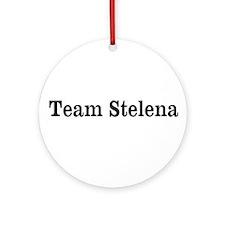Team Stelena Ornament (Round)