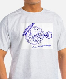 funny horology T-Shirt