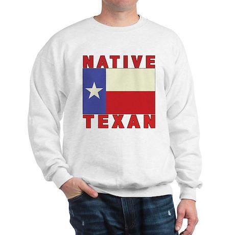 Native Texan Sweatshirt