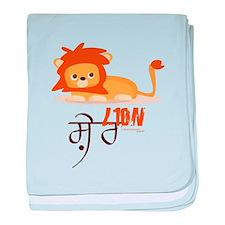 Punjab 7 baby blanket