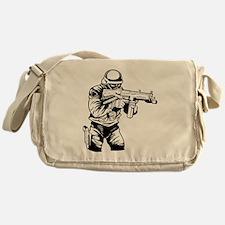 SWAT Team Officer Messenger Bag