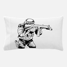 SWAT Team Officer Pillow Case