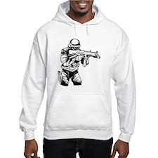 SWAT Team Officer Hoodie