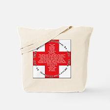 ED Nurses Doing It All Tote Bag