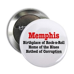 Memphis: Hotbed of corruption Button