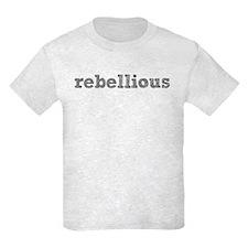 'Rebellious' T-Shirt