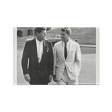JFK: John F. Kennedy / RFK: Robert F. Kennedy Magn