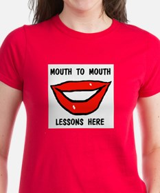 MOUTH TO MOUTH Tee