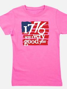1776 r/w Girl's Tee