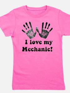mechanic love.png Girl's Tee