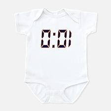 Auburn 1 Second Infant Bodysuit