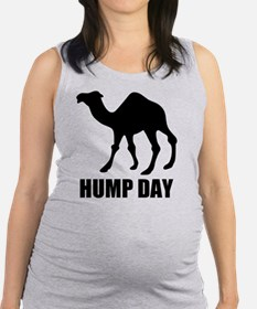 Hump Day Maternity Tank Top