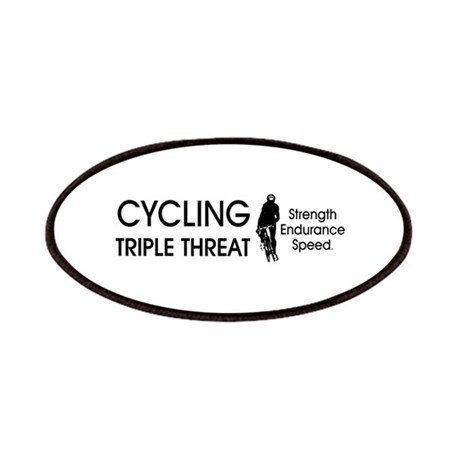 TOP Cycling Slogan Patches