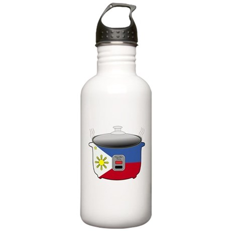 Rice Cooker Stainless Water Bottle 1.0L