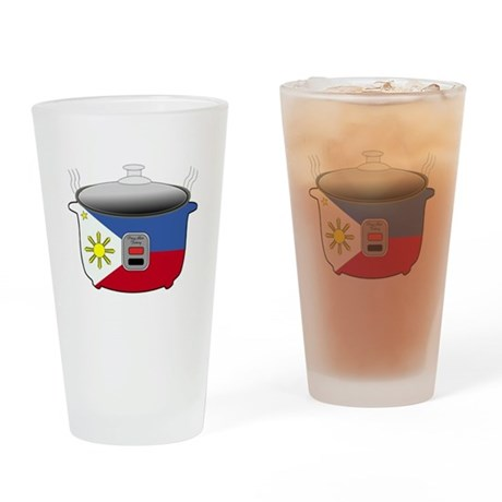 Rice Cooker Drinking Glass