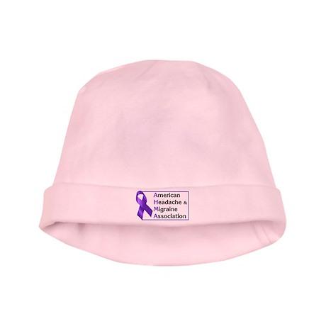 AHMA Logo Baby Hat