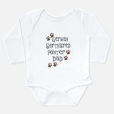 gsp dad2.png Long Sleeve Infant Bodysuit