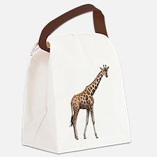 Giraffe.jpg Canvas Lunch Bag