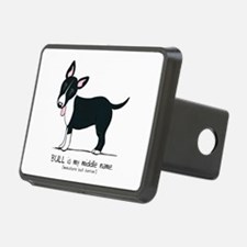 Bull Terrier Name Hitch Cover