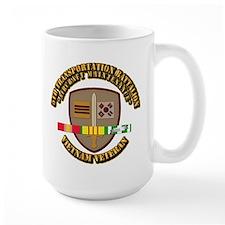 Army - 5th Transportation Battalion w SVC Ribbon L