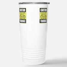 Cute Bureaucracy Travel Mug