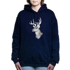 Deer Hooded Sweatshirt