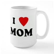 I Love MO Mugs