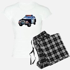Police Car Pajamas