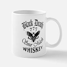Black Death 777 - Deaths Head Mugs
