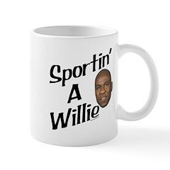Sportin' A Willie Mug